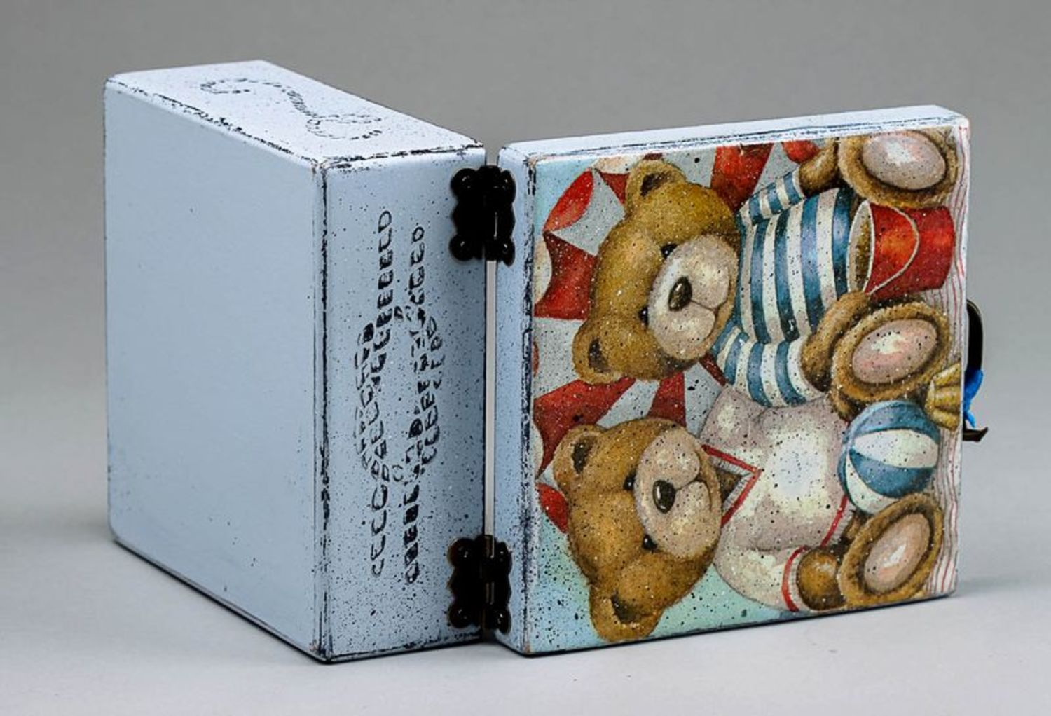 Old box for jewelry photo 2