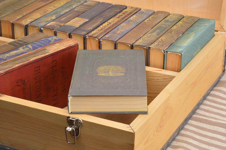 Madeheart caja para guardar bisuteria hecha a mano cofre para joyas regalo original - Guardar dinero en casa de forma segura ...