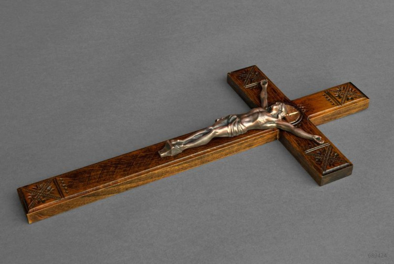croix décoratives Croix murale orthodoxe - MADEheart.com