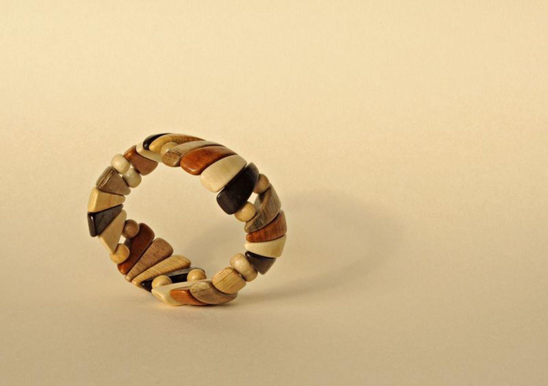 Wooden bracelet photo 5
