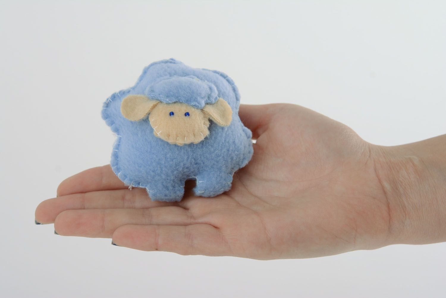 Small soft toy Sheep photo 4