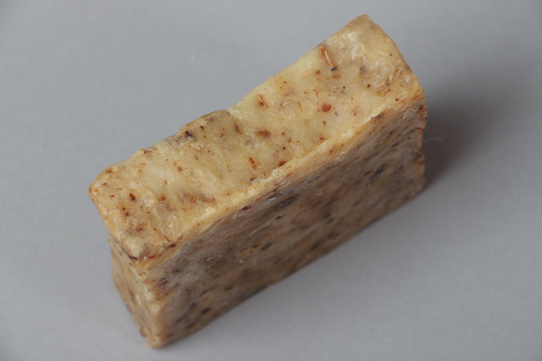 Homemade herbal soap photo 2