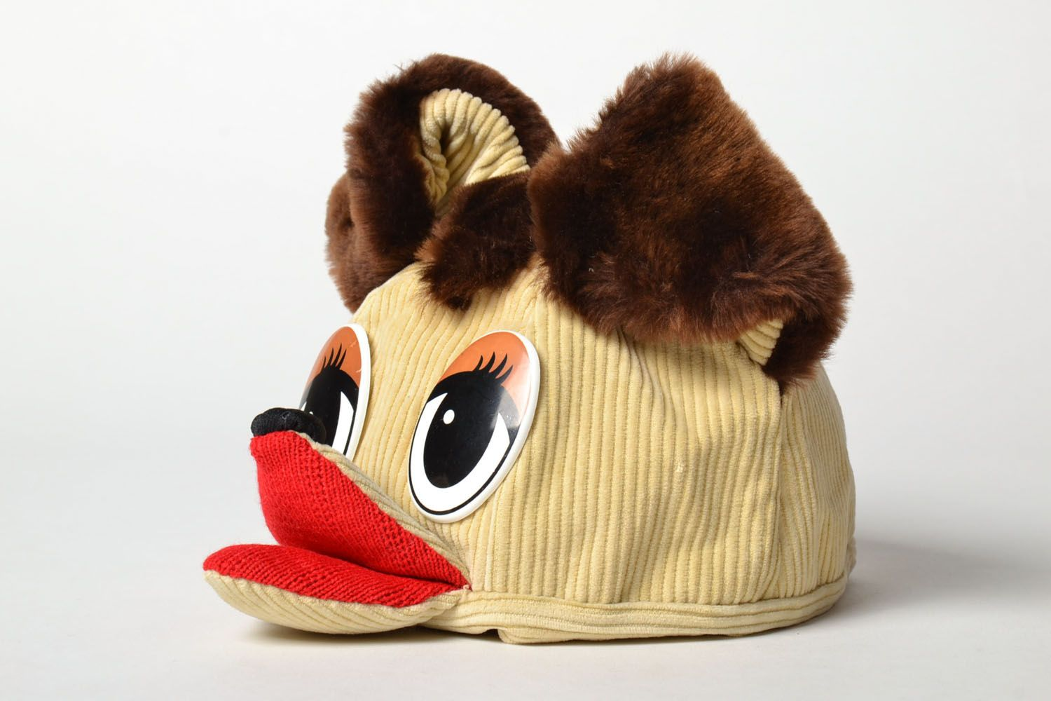 attire Children's carnival hat Dog - MADEheart.com