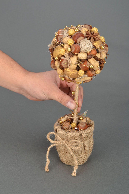 Homemade topiary Nuts photo 2