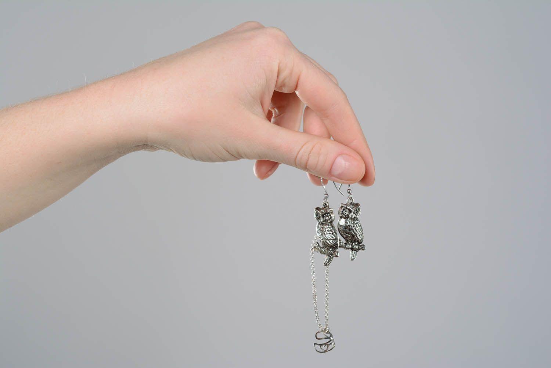 Metal ear cuffs Wise adviser photo 4