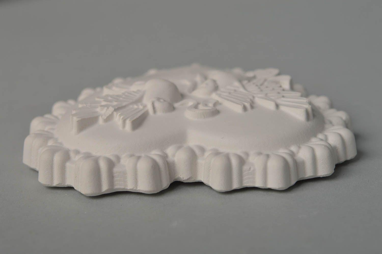 Madeheart figurine peindre fait main objet d coratif for Objet platre deco
