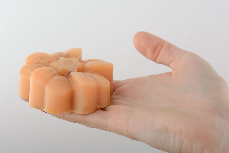 Natural soap with calendula photo 5
