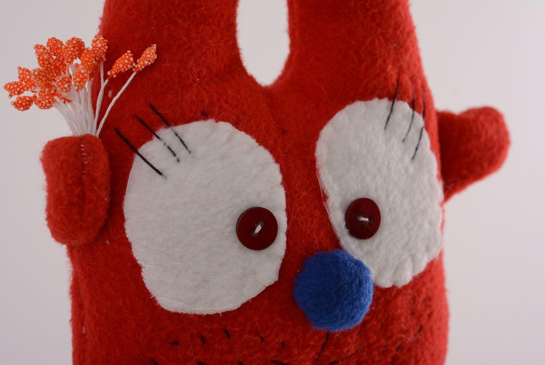 Soft fleece toy Rabbit photo 5