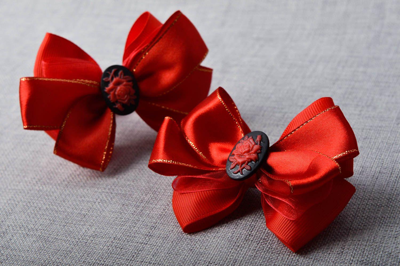 los accesorios infantiles 2 gomitas para el pelo artesanales regalos originales accesorios para el cabello ,