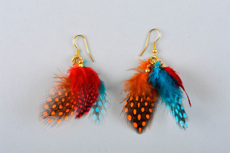 Handmade stylish jewelry elite designer accessories feminine cute present photo 5