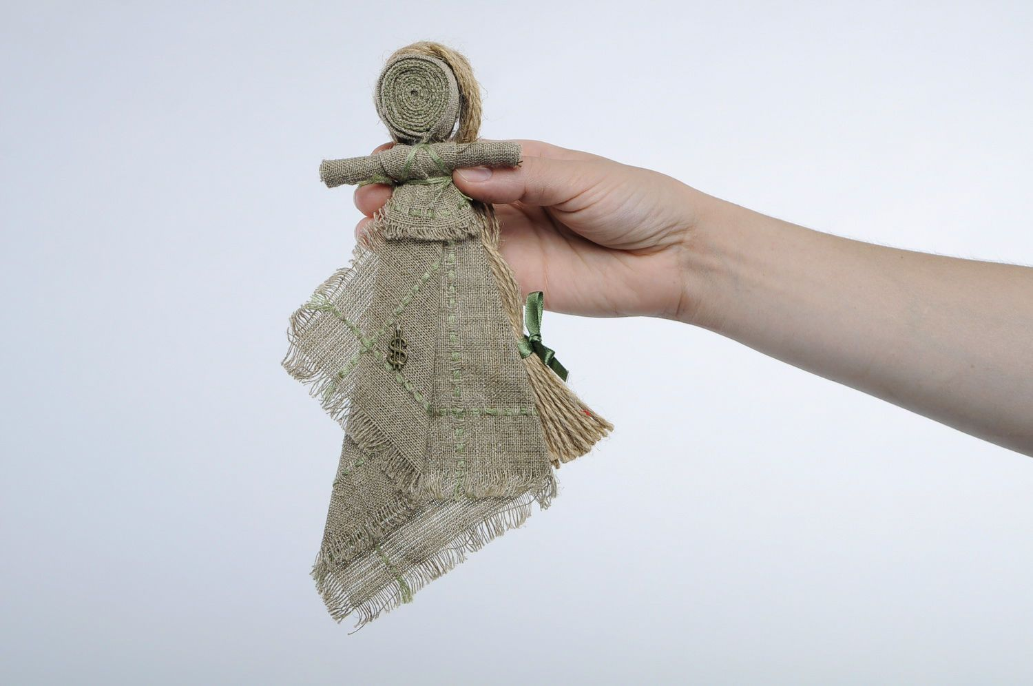 Talisman doll for attracting money  photo 3
