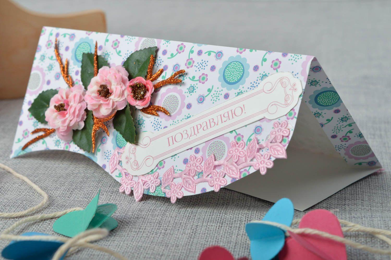 Handmade wedding money envelop cash gift envelope holiday gift envelope  photo 1