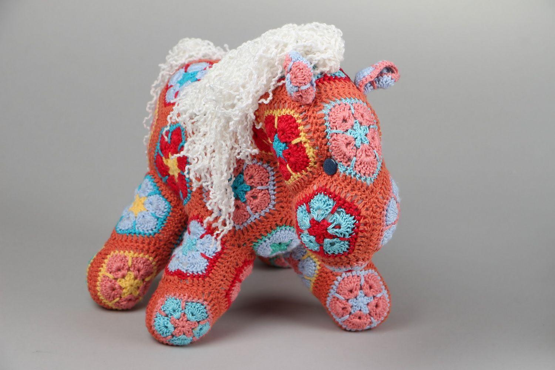 Crochet Horse photo 2