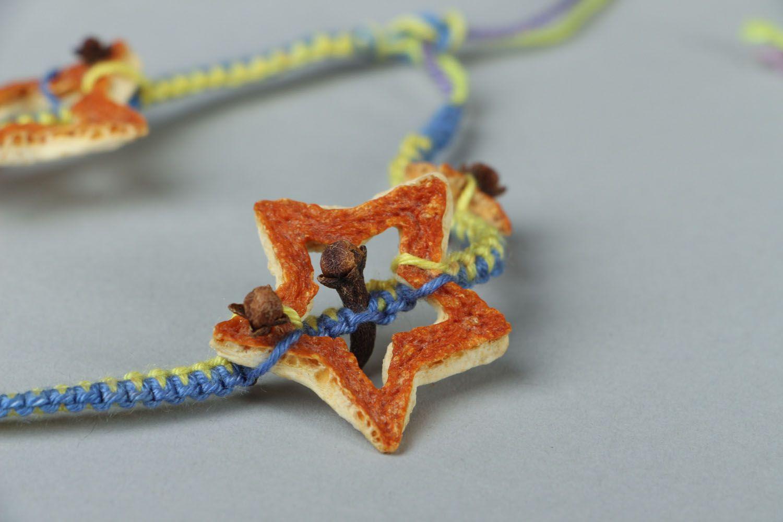 Homemade friendship bracelet Aroma photo 3