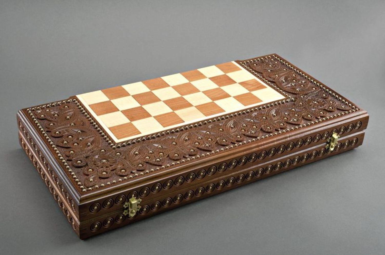 Desktop game Backgammon photo 5