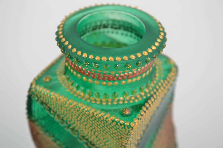 Handmade Glas Vase Deko Vase Glas Blumenvase Wohnzimmer ...