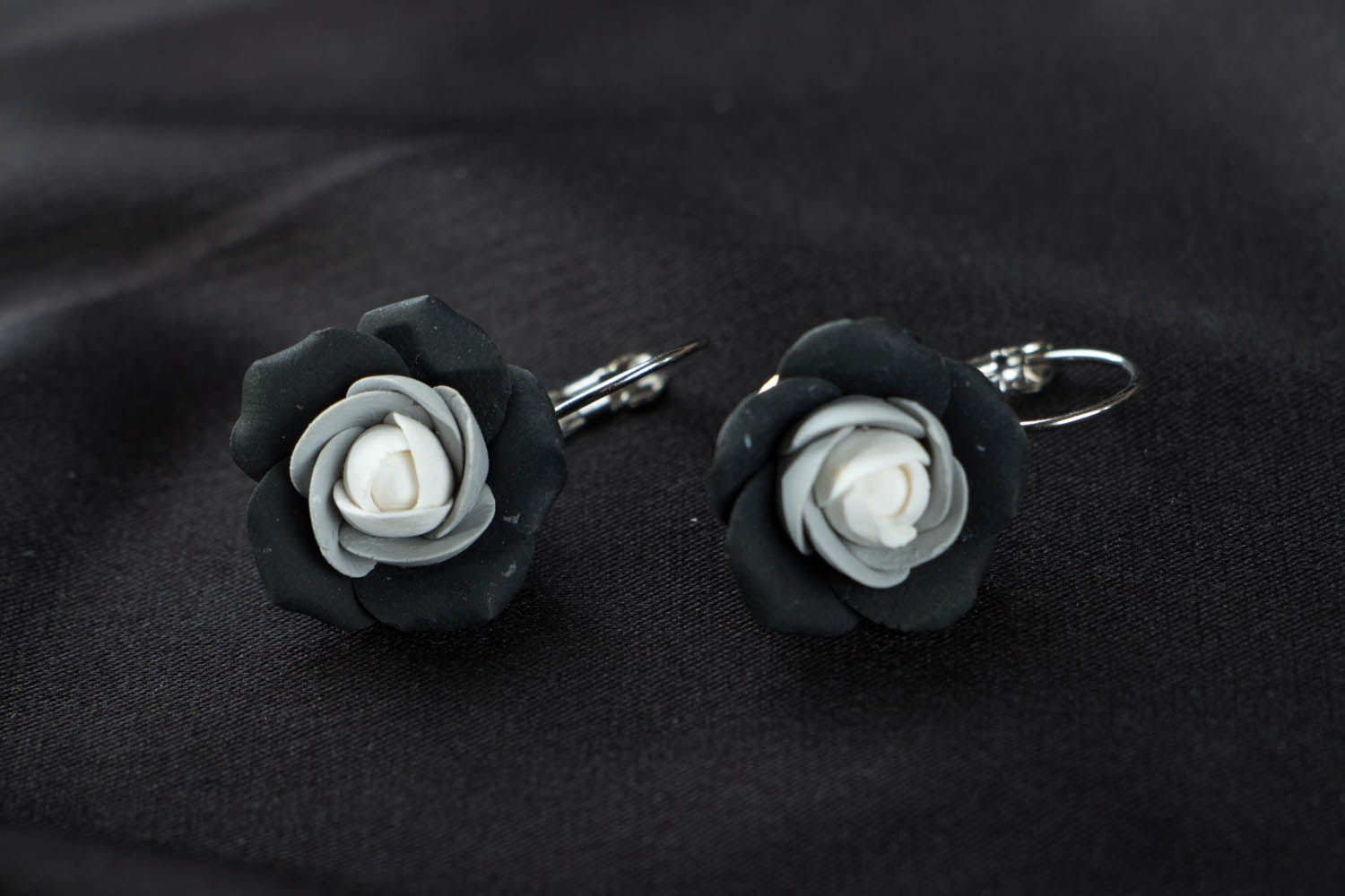 Beautiful handmade earrings  photo 2