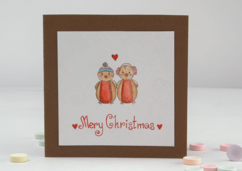 Christmas post card photo 1