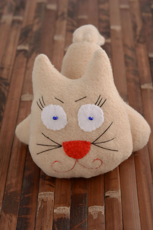 Soft toy Cat photo 5