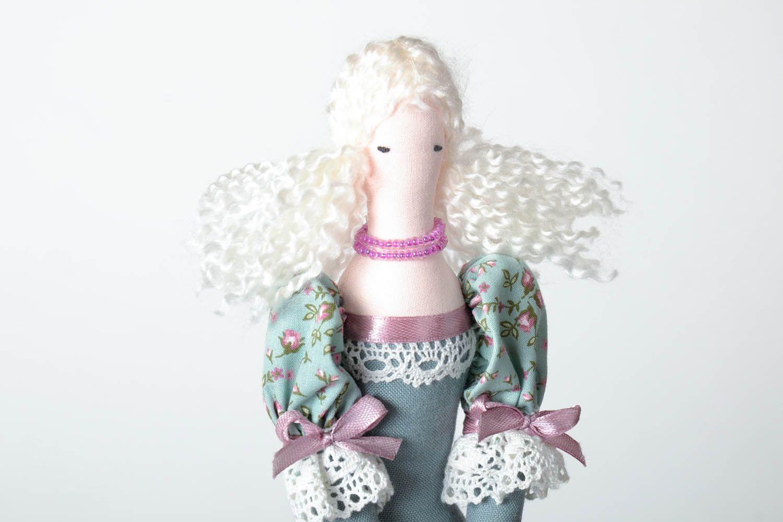 Textile interior doll Lavender Fairy photo 3