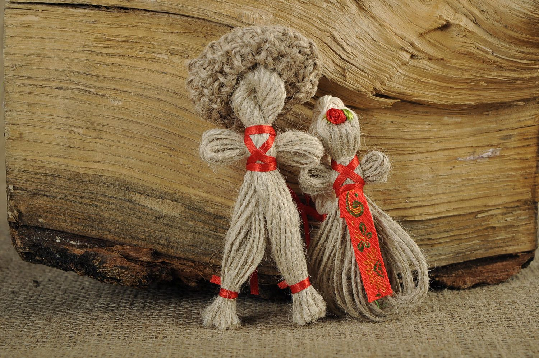Handmade folk dolls photo 3
