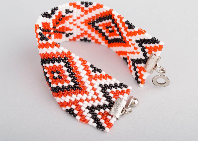 Beaded bracelet handmade bracelet designer jewelry women accessories cool gifts photo 3