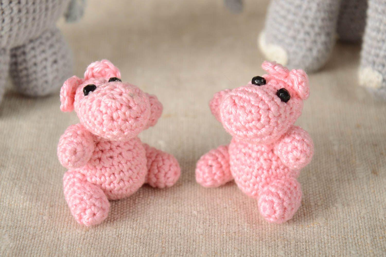 MADEHEART > Gehäkeltes Spielzeug handmade Spielzeug Küche Wohnzimmer ...