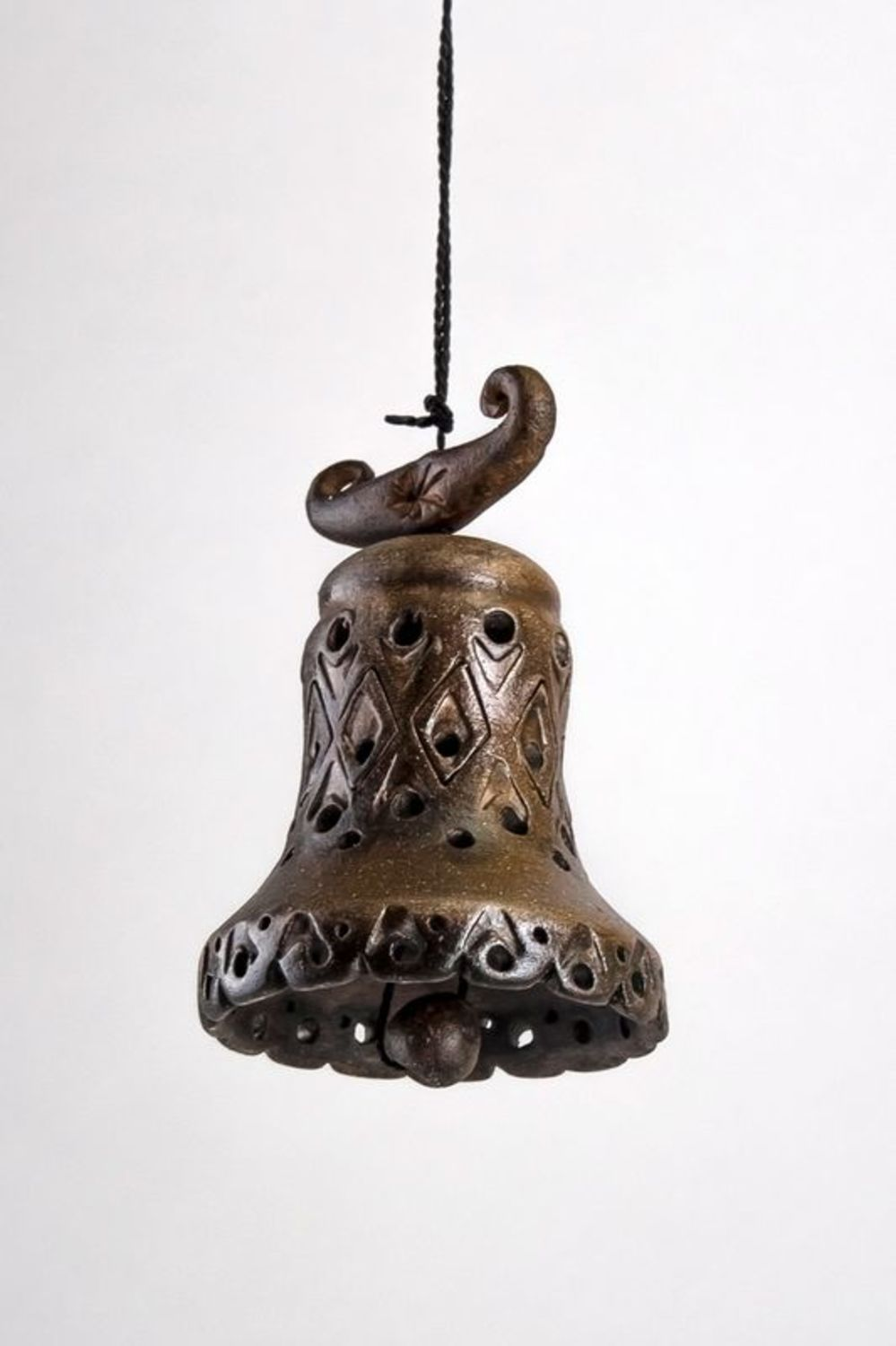 Interior pendant in the form of a bell photo 4