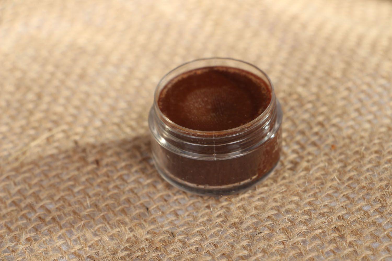Natural lip balm with cocoa photo 4