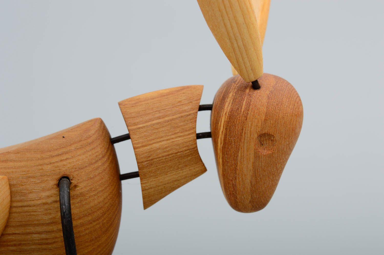 Madeheart figuras de madera y metal hechas a mano para for Decoracion de casas hechas a mano