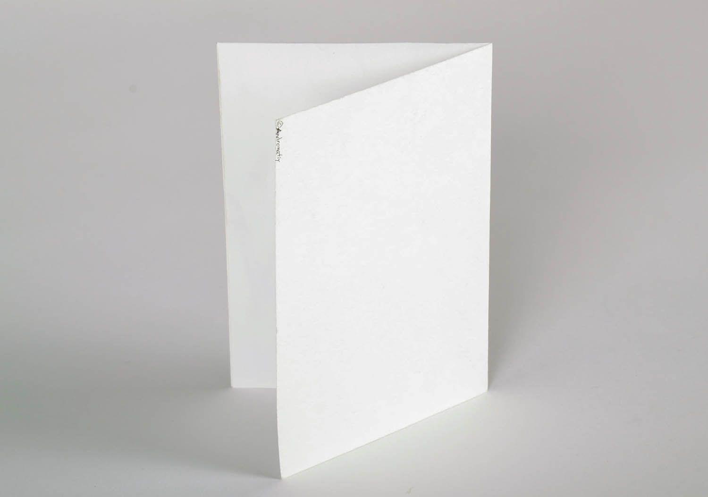 Christmas card made using the art of iris folding photo 4