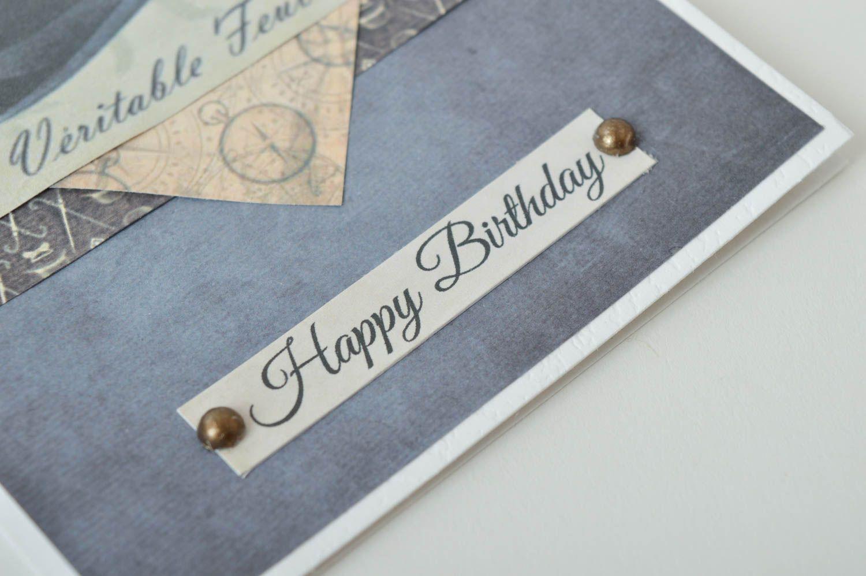 Handmade greeting card designer greeting card handmade gifts souvenir ideas photo 3