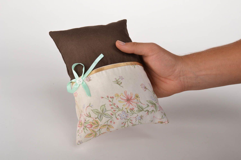 Handmade sachet pillow scented pillow sachet bags handmade gifts for friends photo 5