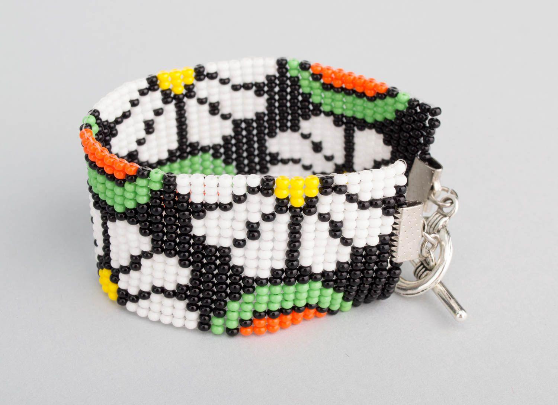 Handmade beaded bracelet designer jewelry fashion accessories bracelet for women photo 4