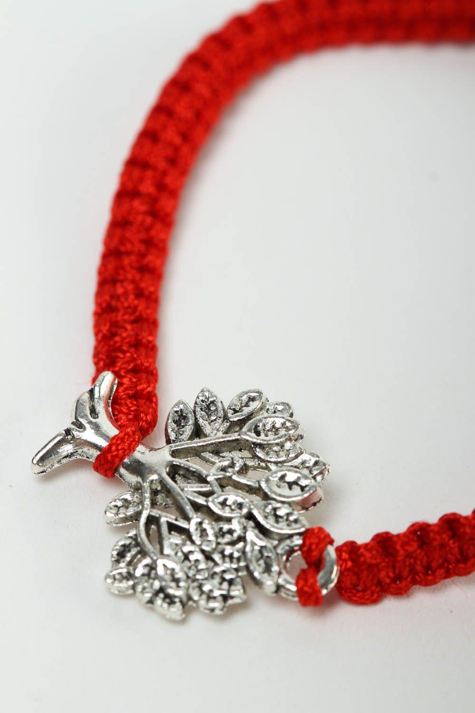 Stylish handmade friendship bracelet artisan jewelry designs string bracelet photo 3