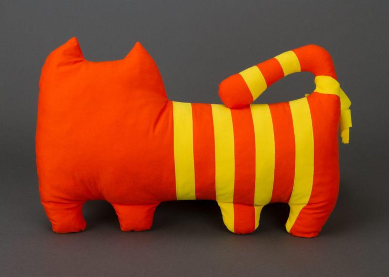 Pillow toy Orange Cat photo 4