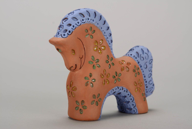 Лошадка из глины своими руками 13