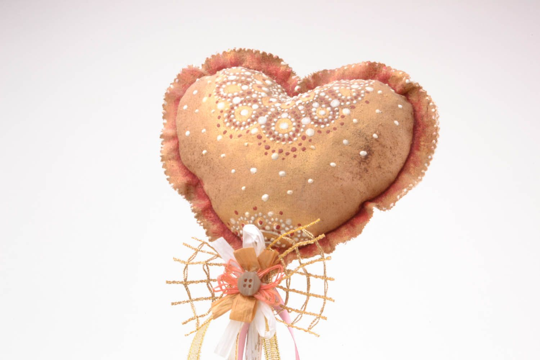 Handmade topiary Heart photo 5