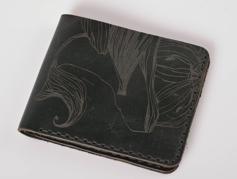 f51b2004938b porte-monnaie Portefeuille homme Maroquinerie fait main en cuir avec  gravure Cadeau original - MADEheart