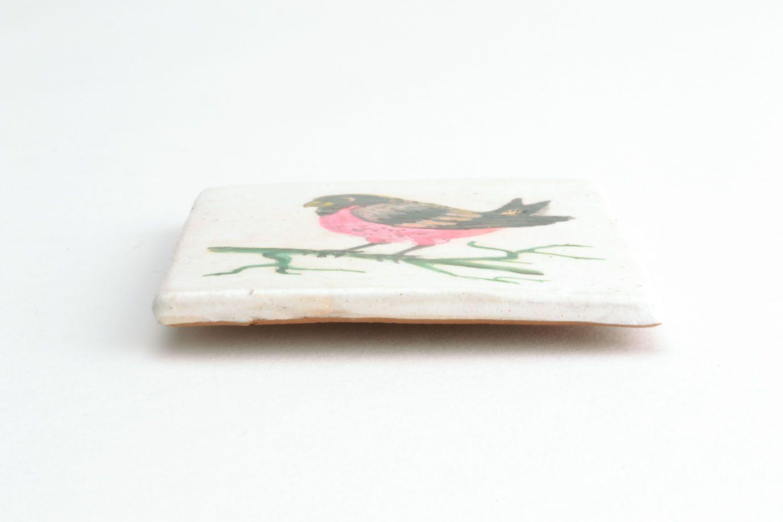 Fridge magnet Bird photo 2