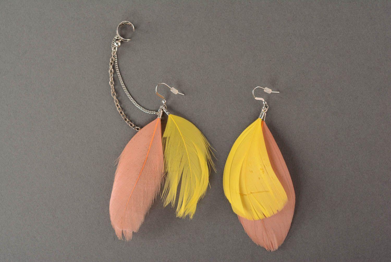Handmade ear cuffs  photo 2