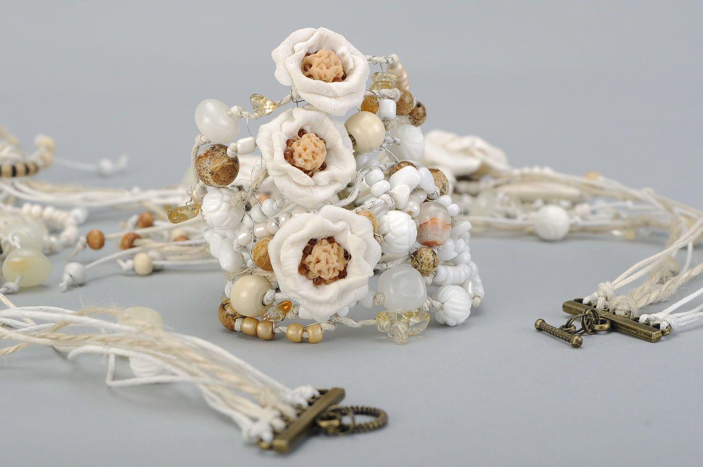 sets de joyas Juego de joyas con piedras naturales