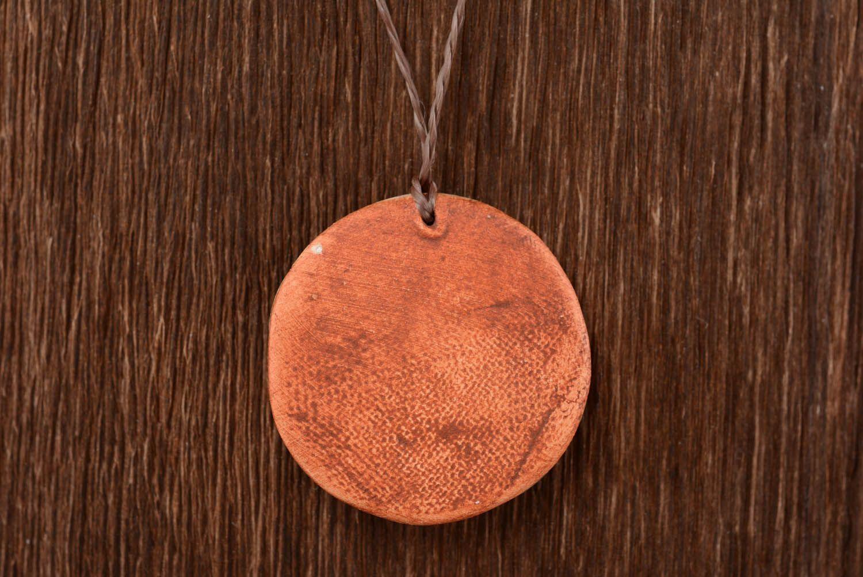 Next-to-skin clay pendant Odolen Herb photo 5
