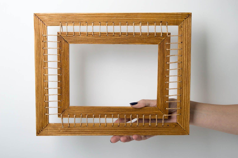 Excelente Foto Hecha En Casa Adornos De Marco Ornamento - Ideas ...