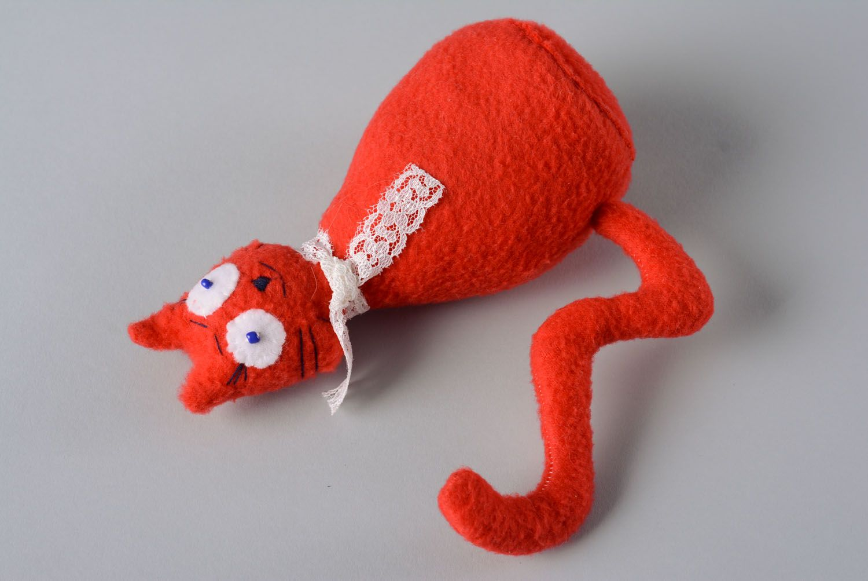 Fragrant fleece toy Kitten photo 5
