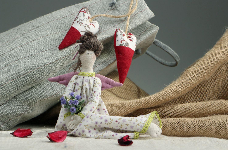 handmade designer puppe stoff spielzeug schöne puppe mit