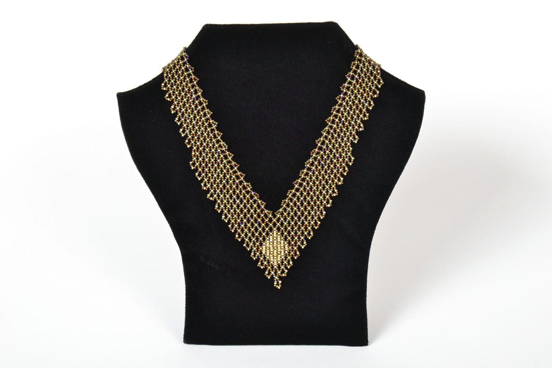Handmade necklace photo 1