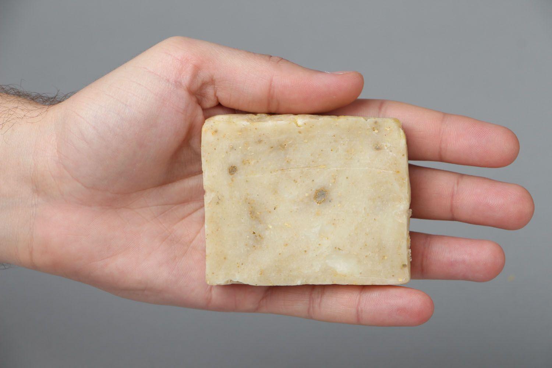 Herbal handmade soap photo 4