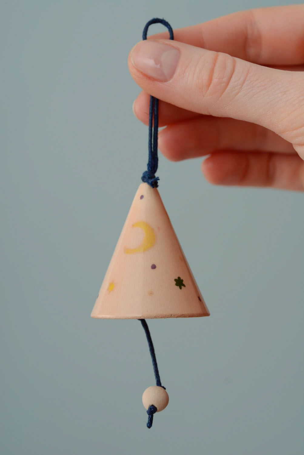 Cone-shaped bell photo 4