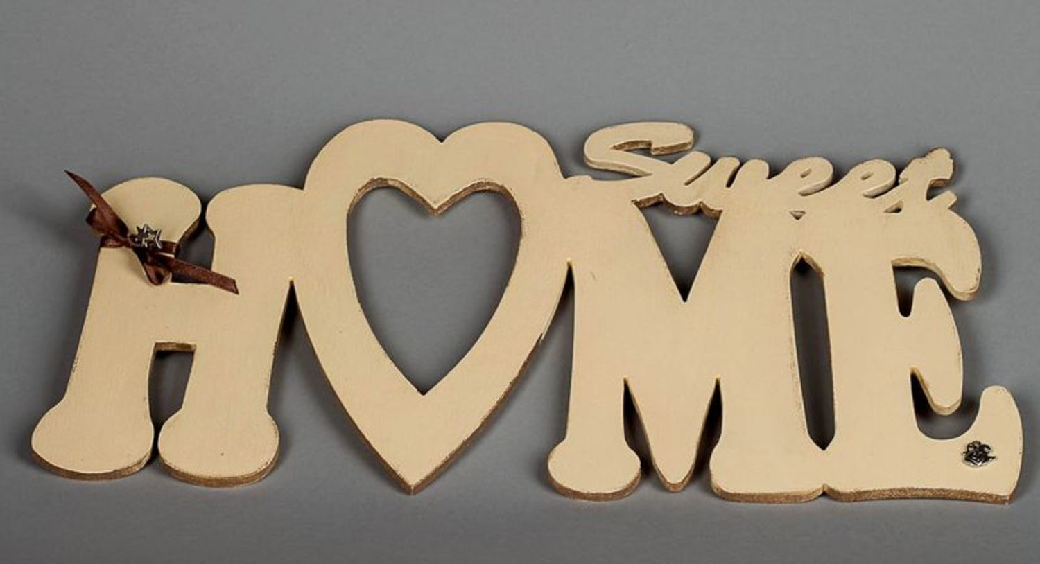 Chipboard lettering for scrapbooking Sweet HOME photo 5